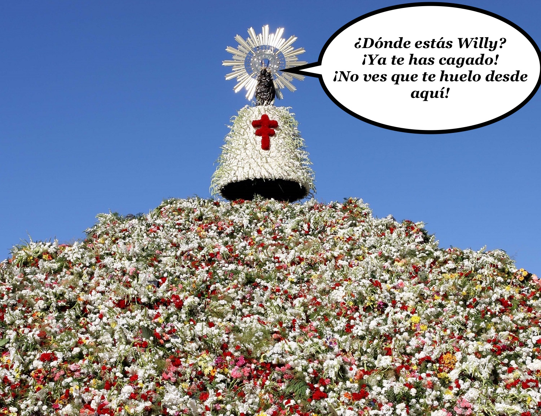 Virgen-del-Pilar-Manto TOLEDO