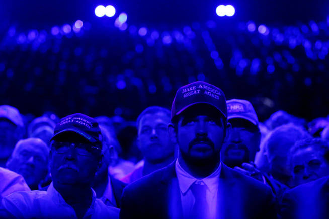 supporters-wait-for-u-s-president-donald-trump-to-deliver-remarks-at-the-national-rifle-association-nra-leadership-forum-at-the-georgia-world-congress-center-in-atlanta-georgia-u-s-april